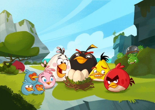 Angry Birds 3D movie to hit theatres in July 2016