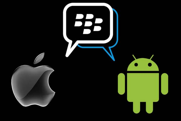 BlackBerry Messenger coming to Android and iOS
