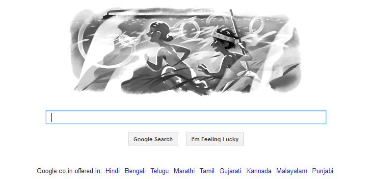 Google Doodle honours Satyajit Ray on his 92nd Birthday