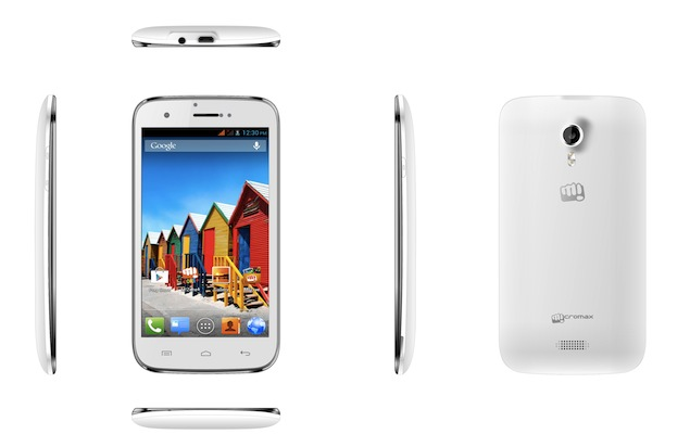 Micromax A115  Canvas 3D - Android Smart-Phone