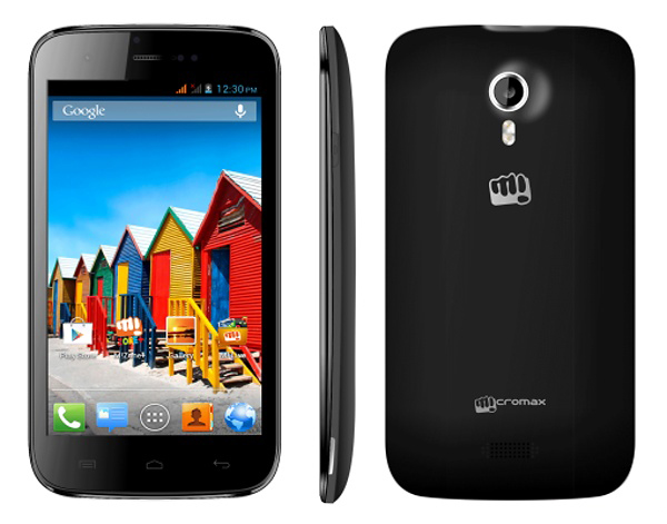 Micromax A115  Canvas 3D - Android Smart Phone