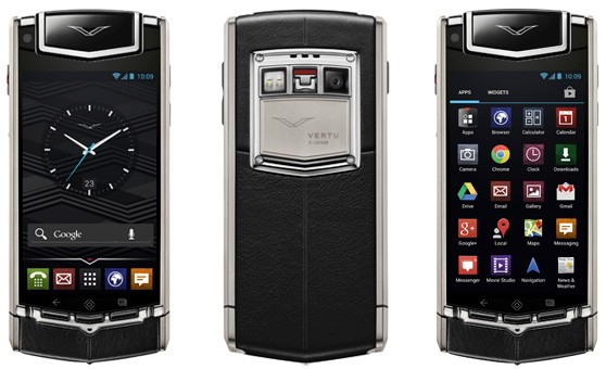 World's most expensive smartphone Vertu Ti in India for Rs 6.5 lakh
