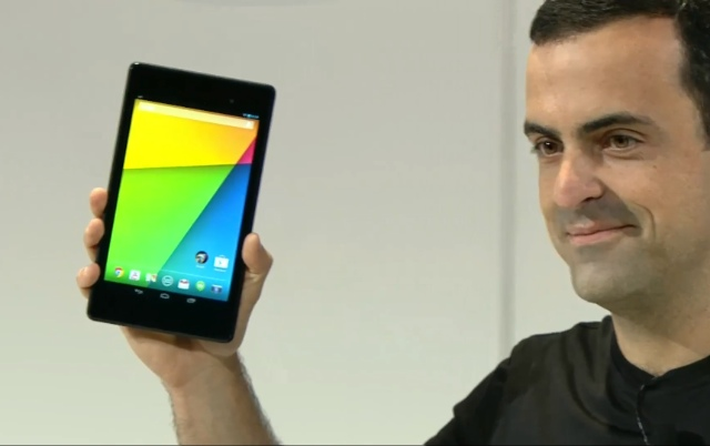 New Nexus 7 Launch