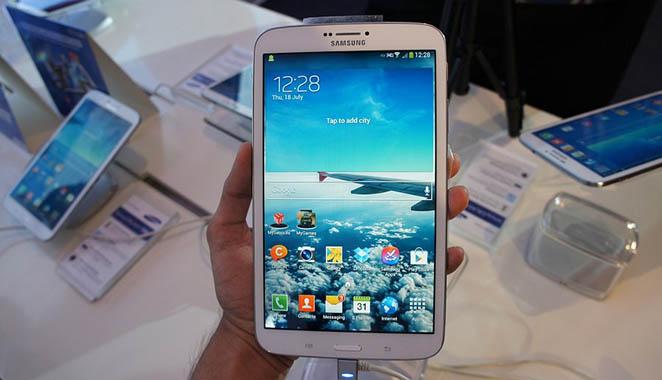 Samsung Galaxy Tab 3 311- 8 inch