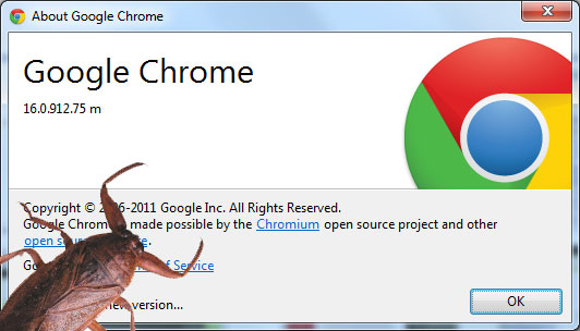 Chrome Bug Bounty