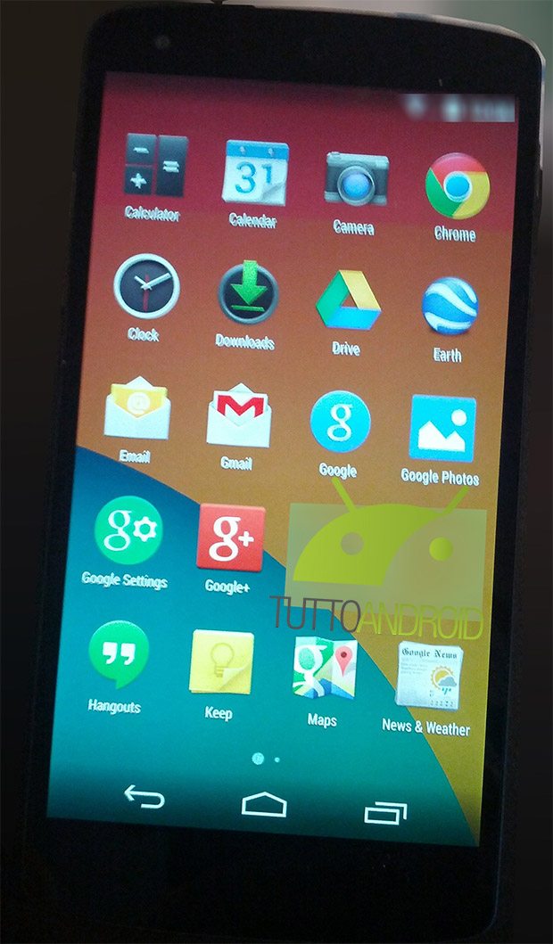 nexus5 apps