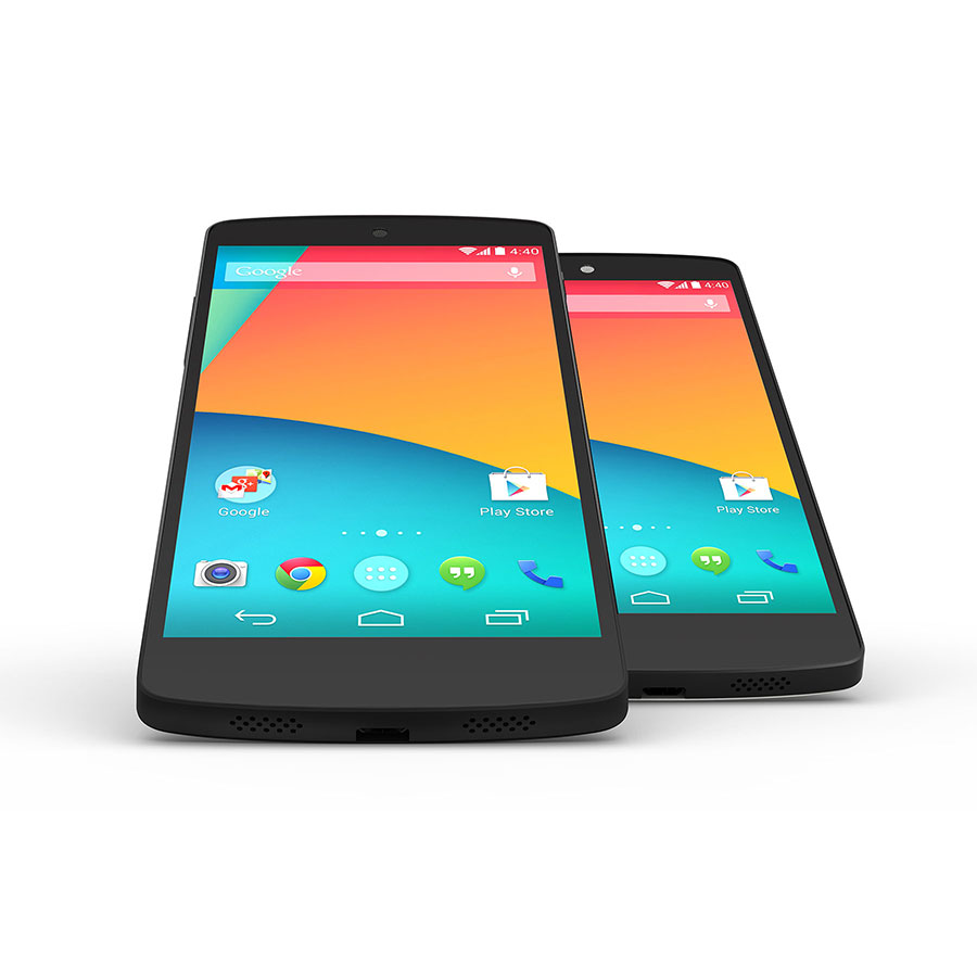 Nexus5 Front Low