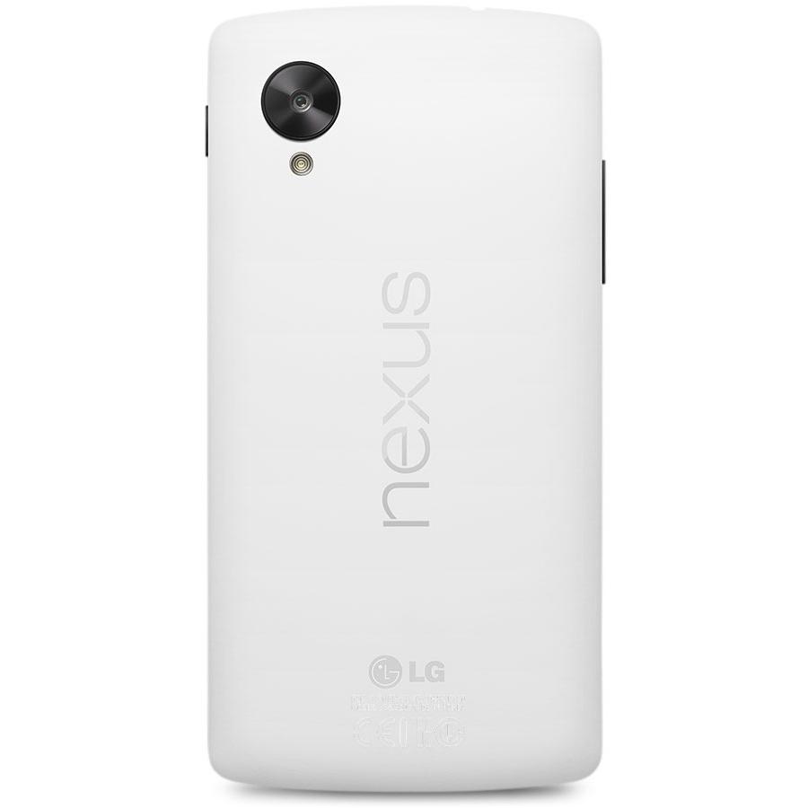 Nexus5 White Back