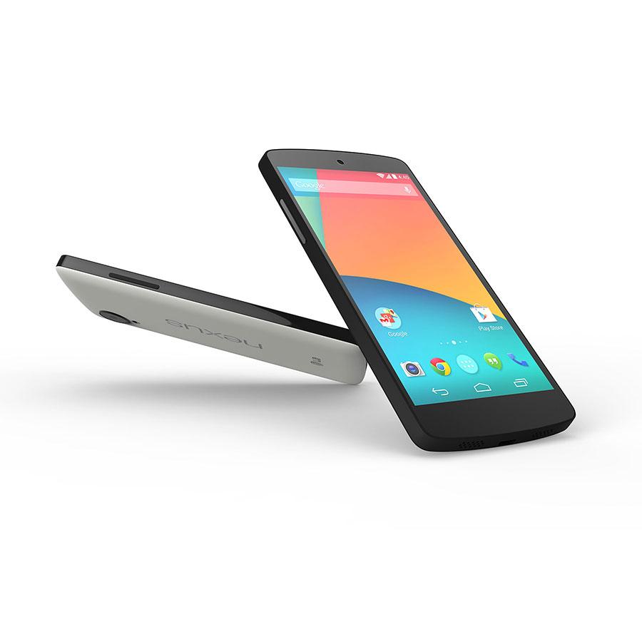 Nexus5 tilted
