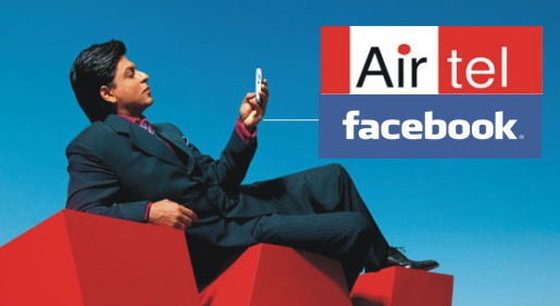Airtel Free Facebook Offer