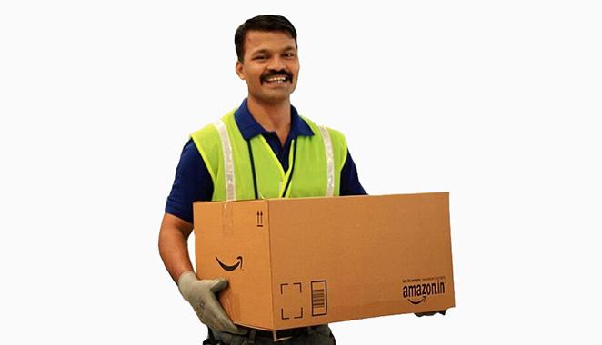 Amazon India Delivery