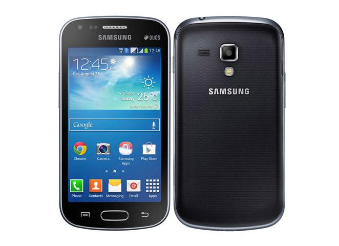 Samsung Galaxy S Duos 2