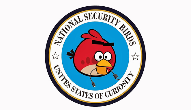 Angry Birds and other Mobile Gaming apps leaking your private information to NSA