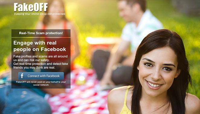 FakeOff Facebook App