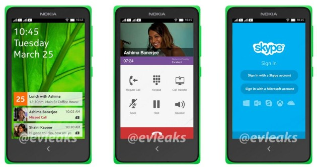 Nokia Android Phone - Normandy