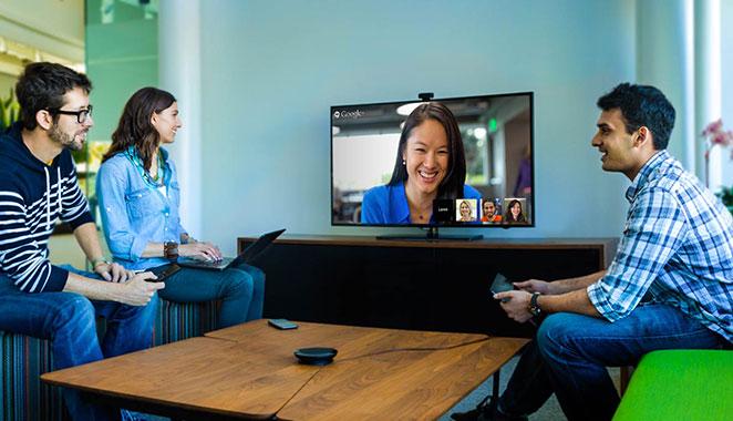 Google Chromebox fo Meetings