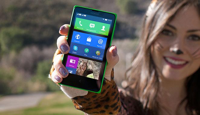 Nokia X Dual SIM Smartphone
