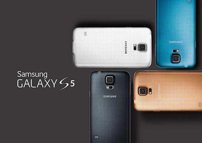 Samsung Galaxy S5 Group