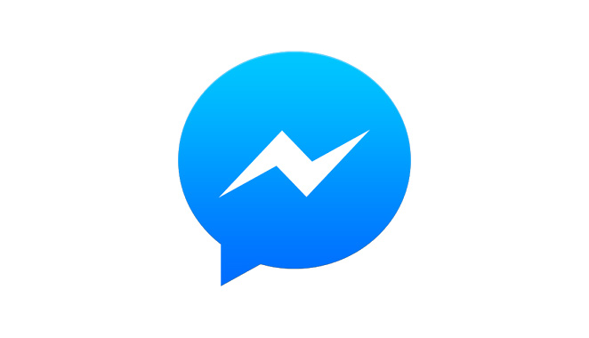 Facebook Messenger  New Logo