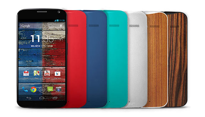 Moto X launched in India
