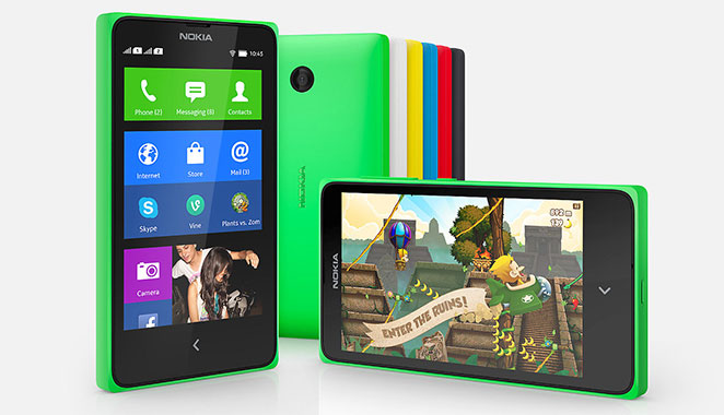 Nokia Android Phones Hit Indian Stores