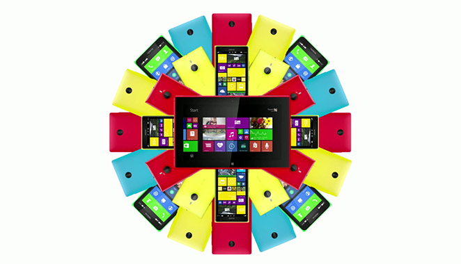 Microsoft Mobile Official Ad