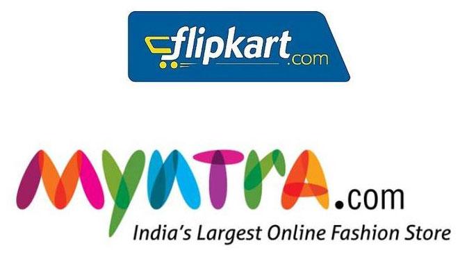 Flipkart buys Myntra