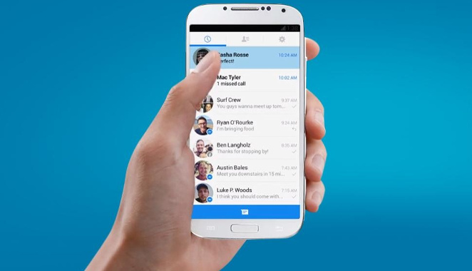 Faceboom messenger